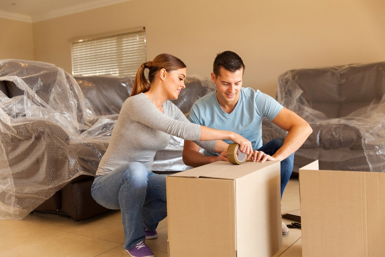 Downsizing Before Moving Across Canada